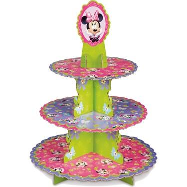 Minnie Centerpiece Cupcake Stand (1)
