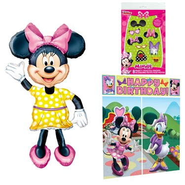 Minnie Mouse Airwalker Photo Booth Kit