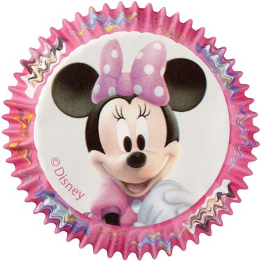 Minnie Mouse Cupcake Liners(50)
