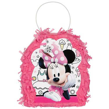 Minnie Mouse Helpers Favor Container Mini Pinata