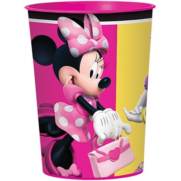 Minnie Mouse Helpers Favor Cup 16oz.