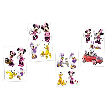 Minnie Mouse Tattoo Favors (16)