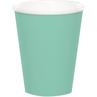 Mint 9 oz. Paper Cup
