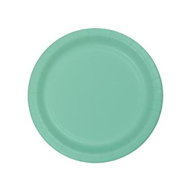 Dessert Plate - Mint