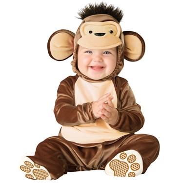 Mischievous Monkey Infant / Toddler