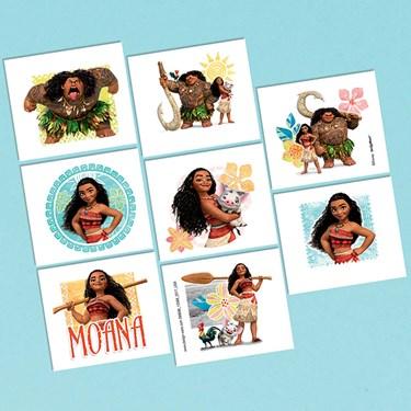 Moana Tattoo Sheet (1)