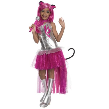 Monster High Catty Noir Kids Costume