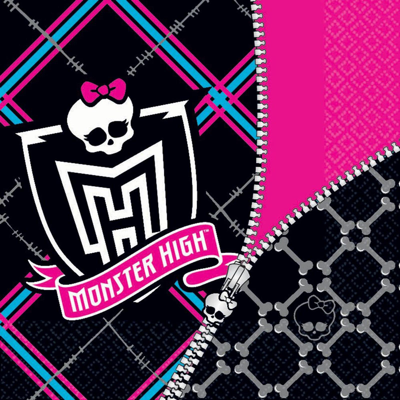 Monster High Birthday Invitations – Monster High Birthday Invites
