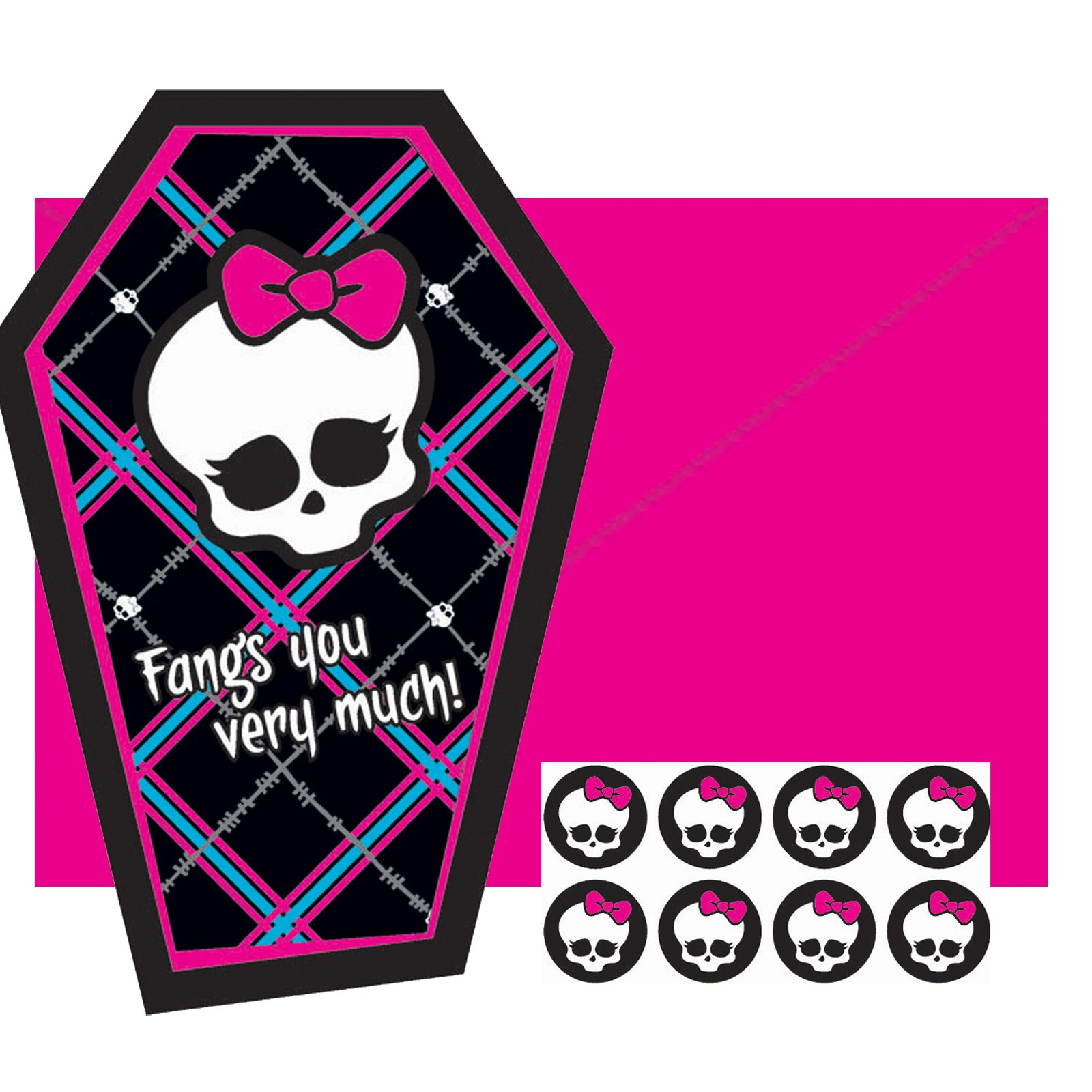 Monster High Party Supplies   BirthdayExpress.com