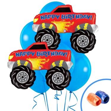 Monster Jam Jumbo Balloon Bouquet