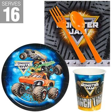 Monster Jam Snack Pack for 16