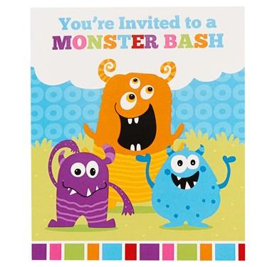 Monsters Invites (8)