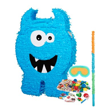 Monsters Pinata Kit