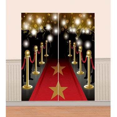 Movie Premier Wall Decorating Kit (Each)