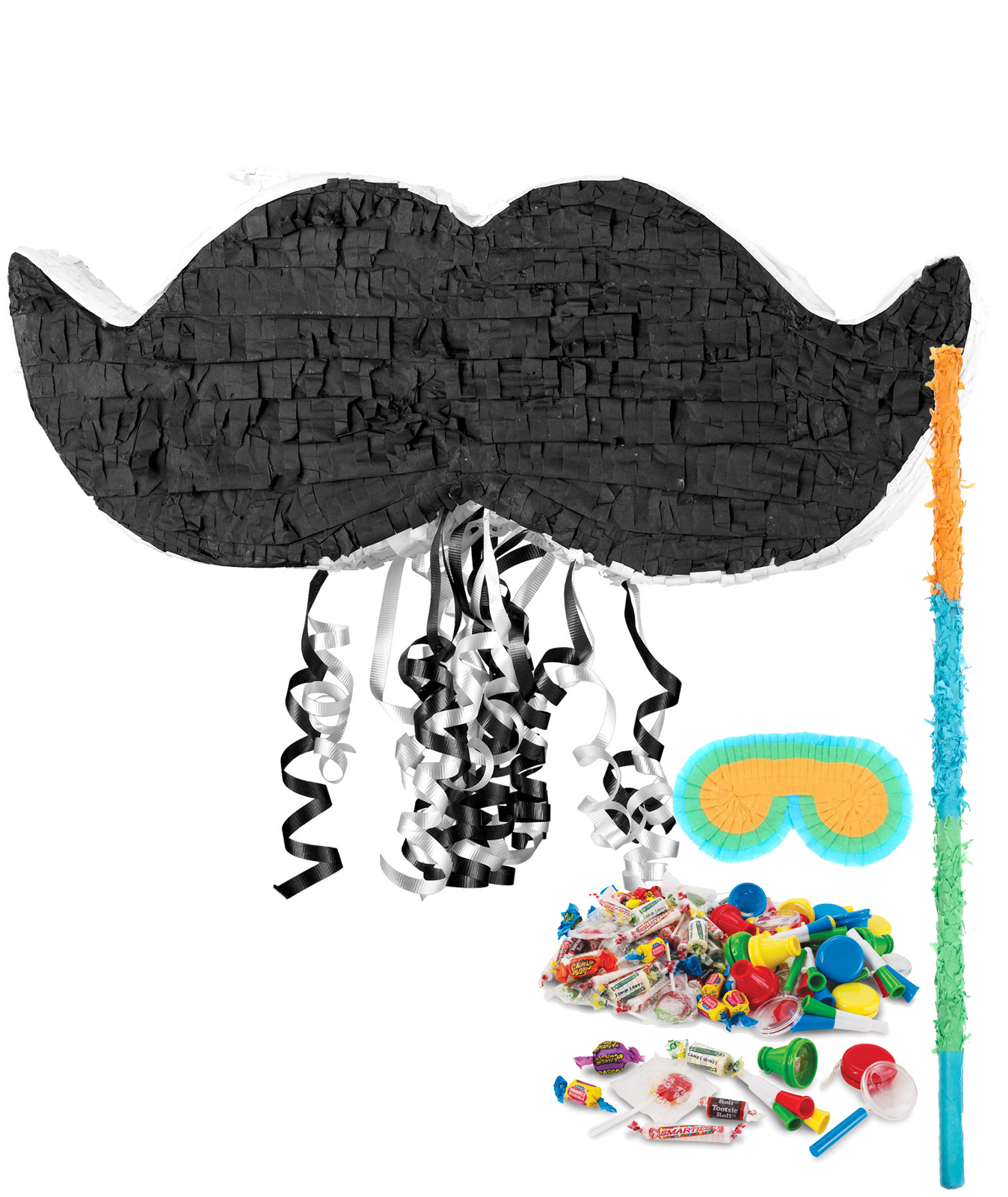Mustache Party Invitations - sndclsh.Com