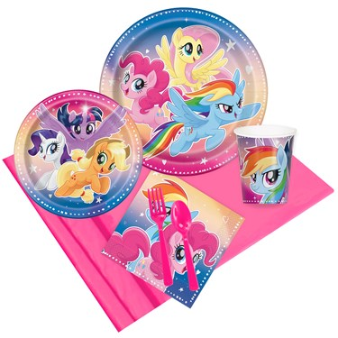 My Little Pony Flying Ponies 24 Guest Party Pack