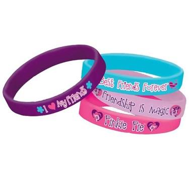 My Little Pony Rubber Bracelet Favors (4)