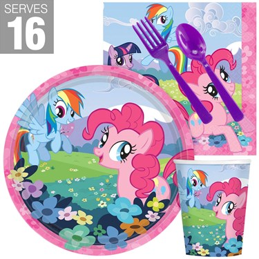 My Little Pony Snack Party Pack For 16