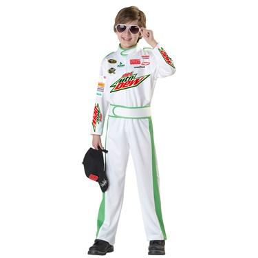 NASCAR Dale Earnhardt Jr Kids Costume