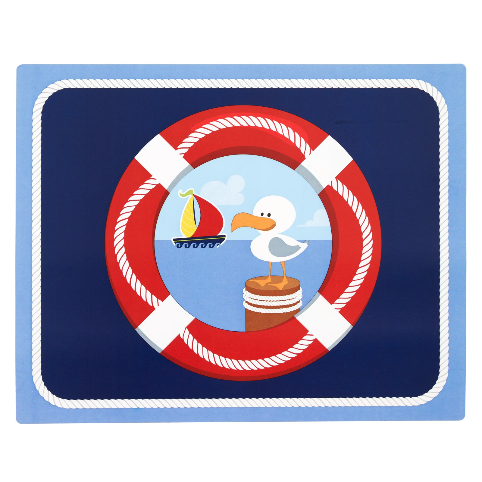 nautical fun activity placemats  birthdayexpresscom - default image  nautical fun activity placemats