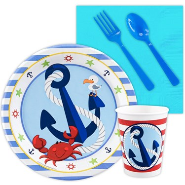 Nautical Fun Snack Party Pack