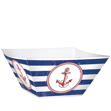 Nautical Snack Bowls (3 Count)
