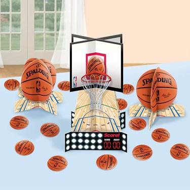 NBA Table Decor Kit