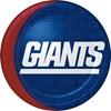 New York Giants Dinner Plates