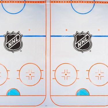 Nhl Hockey Plastic Table Cover (1)