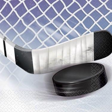 NHL Ice Time! Beverage Napkin(16)
