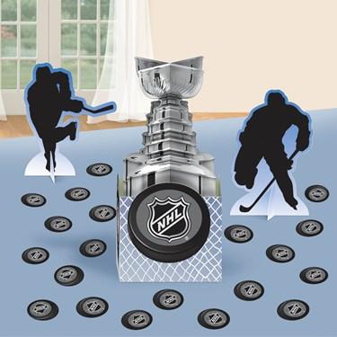 NHL Table Decor Kit