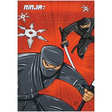 Ninja Treat Bags(8)