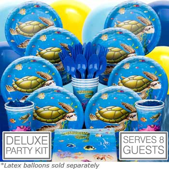 Ocean Party 8 Guest Party Pack