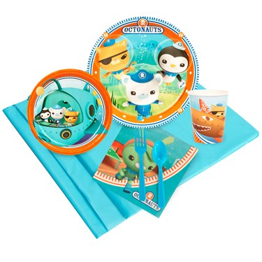 Octonauts Party Pack for 24