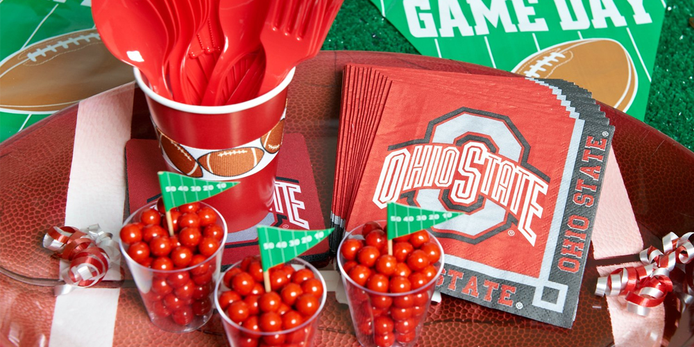 Alt. Image (1) - Ohio State Buckeyes Party in a Box
