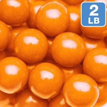 Orange Gumballs 2lb (1)