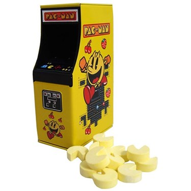 Pac-man Arcade Candy Tin