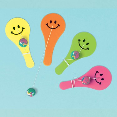 Paddle Ball Favors (10)