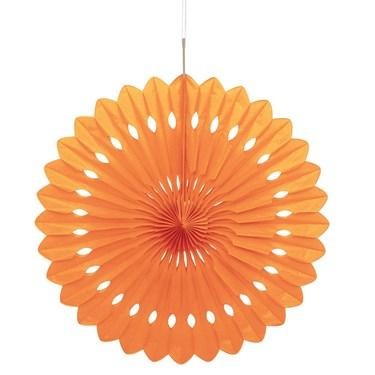Paper Fan - Orange 16