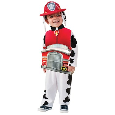 Paw Patrol Marshall Deluxe Costume For Toddlers