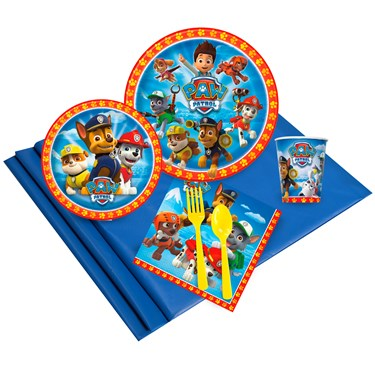 PAW Patrol Party Pack for 24