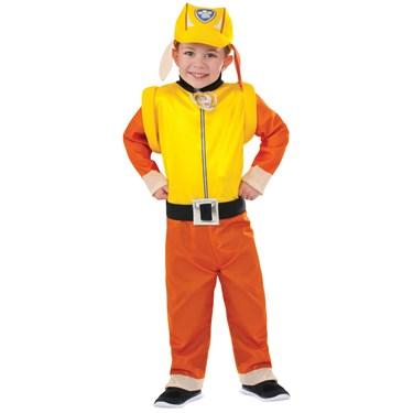 Paw Patrol: Rubble Classic Child Costume