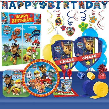 Paw Patrol Ultimate Party Kit (8 Guests)