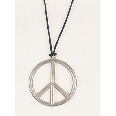 Peace Pendant Metal