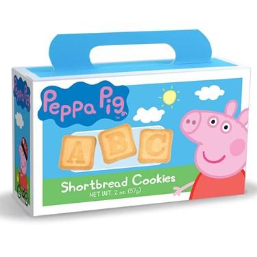 Peppa Pig 2oz. Box Alphabet Crackers (1)