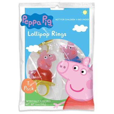 Peppa Pig Candy Ring (3)