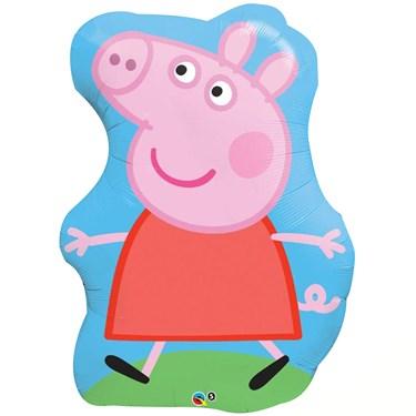 Peppa Pig Jumbo Foil Balloon