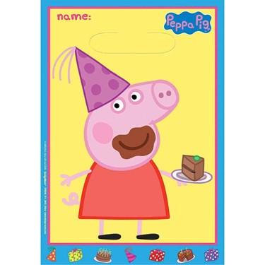Peppa Pig Loot Bags (8)