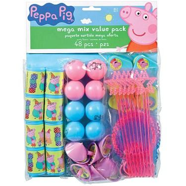 Peppa Pig Mega Value Pack (48 )