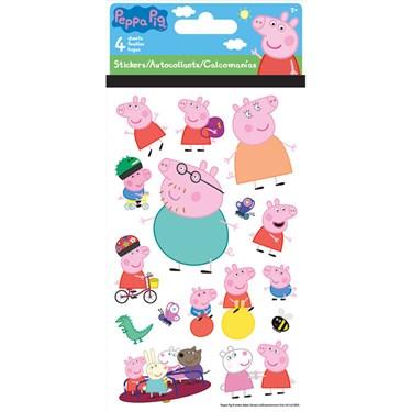 Peppa Pig Stickers (4)